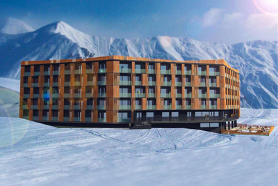 New Gudauri Resort